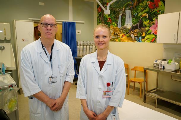 Foto: Henrik Døllner og  Trude Elvebakk