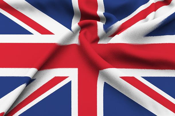 Britiske flagget