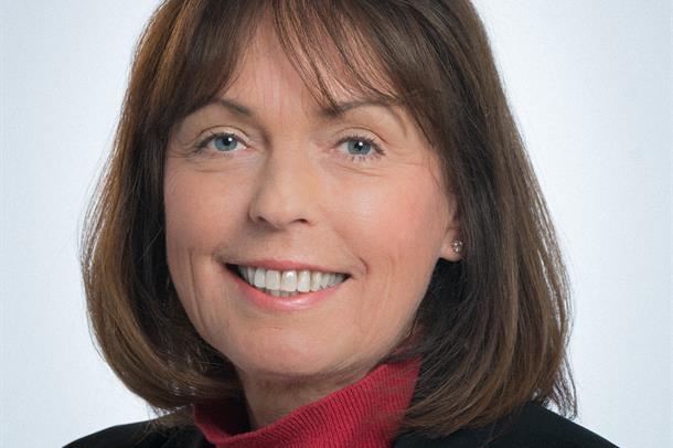 Administrerende direktør Grethe Aasved