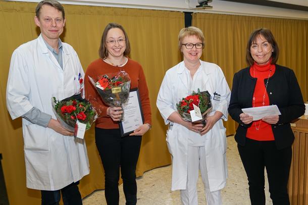 Årets publikasjon 2018 Medisinsk klinikk