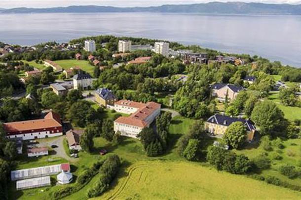 Oversiktsbilde over Østmarka