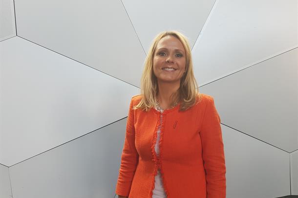 Barne- og ungdomsminister Linda Hofstad Helleland